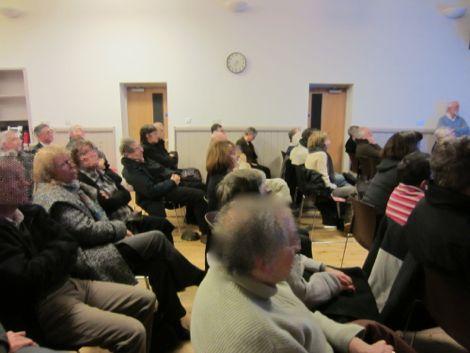 Don Townsley's talk